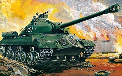 bruce-war-weapon-soviet-heavy-tank-breakthrough-weapons-caliber-d-25-t-machine-guns-night-instrument