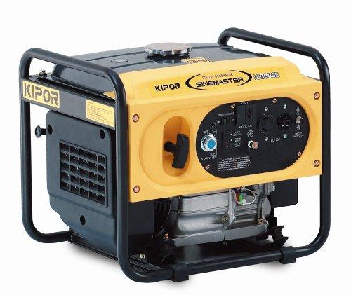 Kipor Power Systems Ig3000E/X Gasoline Digital Generator