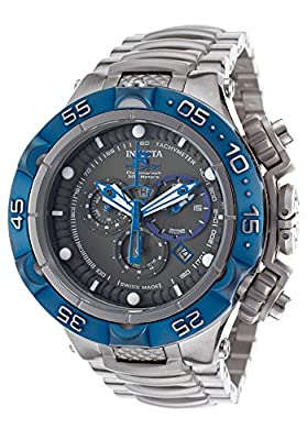 Invicta Men's 15918 Subaqua Analog Display Swiss Quartz Silver Watch