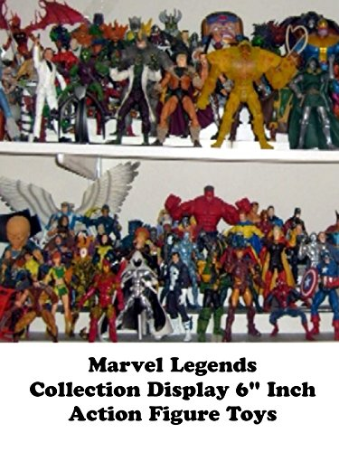 MARVEL LEGENDS Collection Display