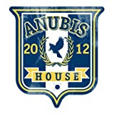 House of Anubis: Shield Crest Ringer Tee - Youth