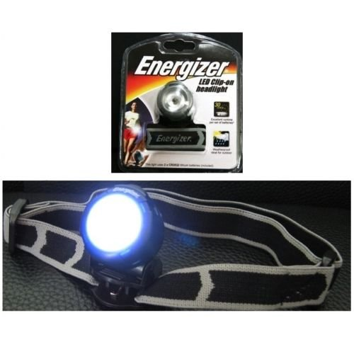 Energizer Clip-On Headlight