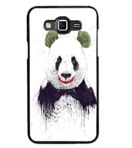 PrintDhaba Big Teddy D-1011 Back Case Cover for SAMSUNG GALAXY GRAND 3 (Multi-Coloured)