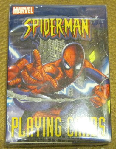 Playing Cards featuring The Amazing Spider-Man