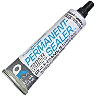 W. J. Ruscoe PW98 Permanent Sealer-4OZ WHITE SEALER