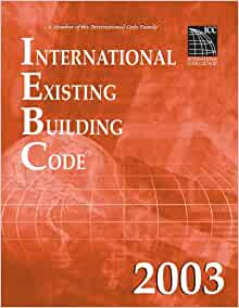 2003 International Existing Building Code (Softbound
