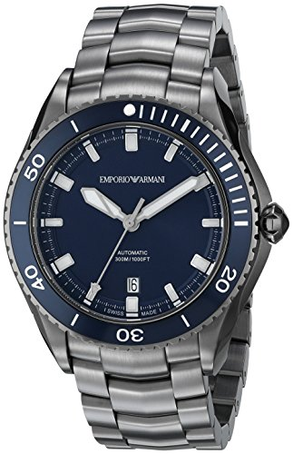 Emporio-Armani-Swiss-Made-Mens-Automatic-Stainless-Steel-Dress-Watch-ColorGrey-Model-ARS9007