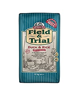 Skinners Field and Trial Duck and Rice Dry Mix 15 kg