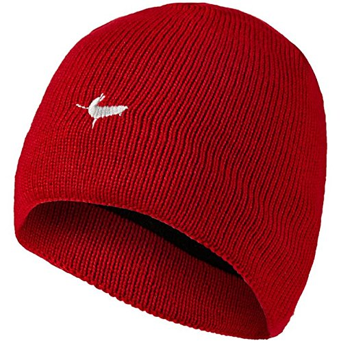 SealSkinz - Gorro impermeable, color rojo