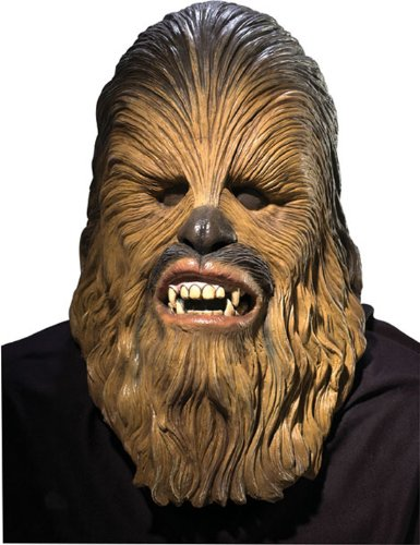 Rubie's Costume Men's Star Wars Deluxe Adult Latex Chewbacca Mask