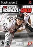echange, troc PS2 MAJOR LEAGUE BASEBALL 2K9 [Import américain]