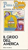 img - for POESIA RABBIA: Antologia Della Protesta - Il Grido Dell America book / textbook / text book