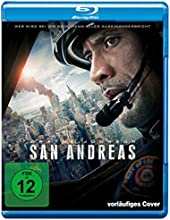 San Andreas [Blu-ray]