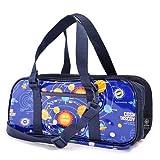 格上スタイルのキッズ絵の具セット・サクラクレパス 太陽系惑星とコスモプラネタリウム(ロイヤルブルー) 日本製 N2114410