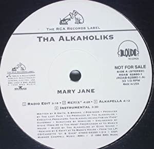Mary Jane / Relieve Yourself