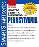 img - for How to Start a Business in Pennsylvania (How to Start a Business in Pennsylvania (Etrm)) by Entrepreneur Press (2007-04-16) book / textbook / text book