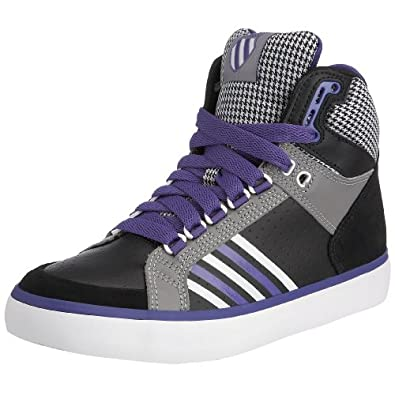 K-Swiss VENICE VNZ~BLK/STNGRY/LBRTY~M 91826-076-M, Damen Sneaker, schwarz, (BLK/STNGRY/LBRTY ), EU 35 1/2 (UK 3 )