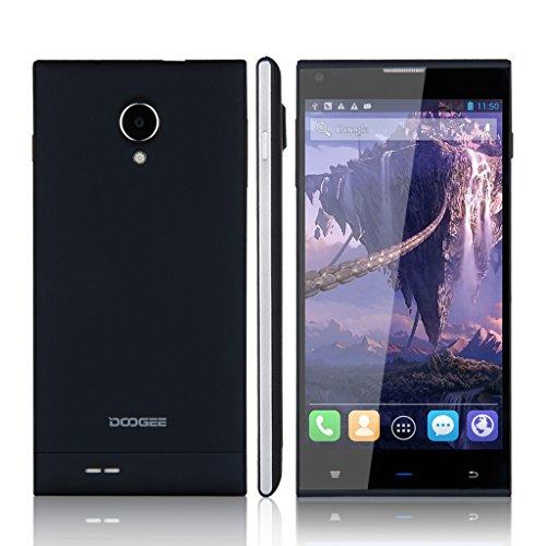 DOOGEE Schwarz Octa-Core Android