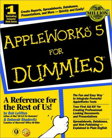 AppleWorks 5 For Dummies