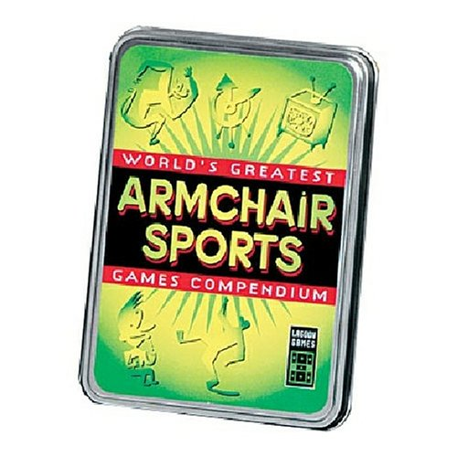 Lagoon Games Armchair Sports Card Pack