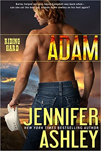 Adam by Jennifer Ashley