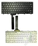 NEW GENUINE ASUS UK Black Keyboard for Eee PC 1025C 1025CE 1025C-MU17-BK