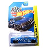 Chevy Silverado '14 Hot Wheels 132/250 (Blue) Vehicle