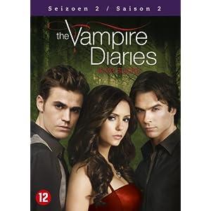 Vampire Diaries Saison 2 (Import Langue Francaise)
