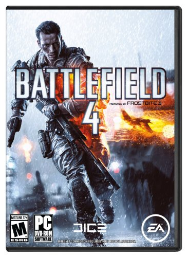 New Battlefield 4 for PC