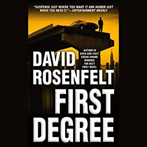 First Degree Audiobook