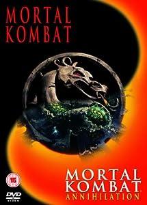 Mortal Kombat/Mortal Kombat: Annihilation [DVD] [1995]