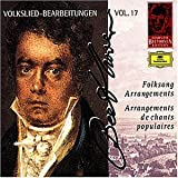 Complete Beethoven Edition, Vol. 17: Volkslied-Bearbeitungen