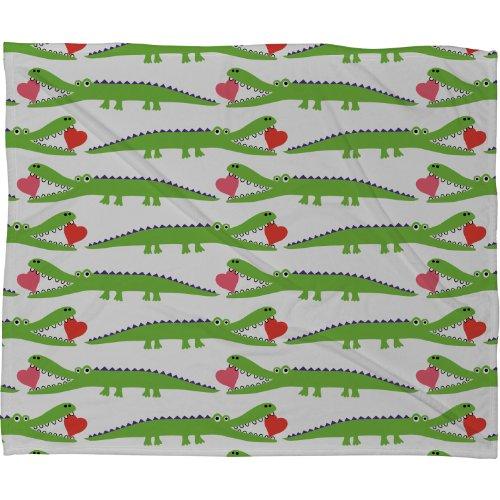 Alligator Baby Bedding 385 front
