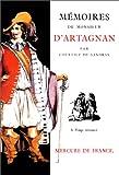 echange, troc Gatien Courtilz de Sandras, Gilbert Sigaux - Mémoires de monsieur d'Artagnan