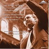 ウェーバー(ベルリオーズ編):舞踏への勧誘、ベートーヴェン:交響曲第6番「田園」 フランツ・コンヴィチュニー指揮ライプツィヒ・ゲヴァントハウス管