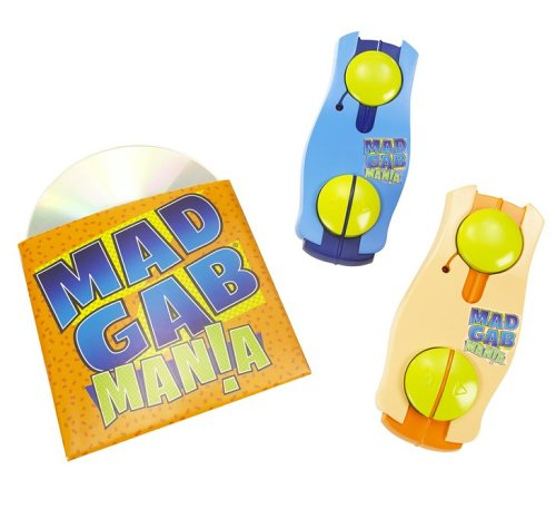 Mad Gab Mania DVD Game - 1