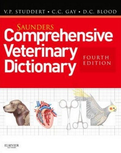 Saunders Comprehensive Veterinary Dictionary, 4e