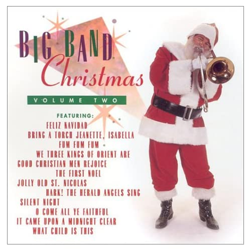 Big Band Christmas (0686274034226) London Philharmonic