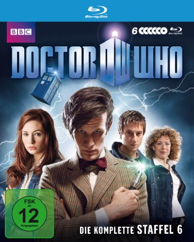 Doctor Who - Die komplette 6. Staffel [Blu-ray]
