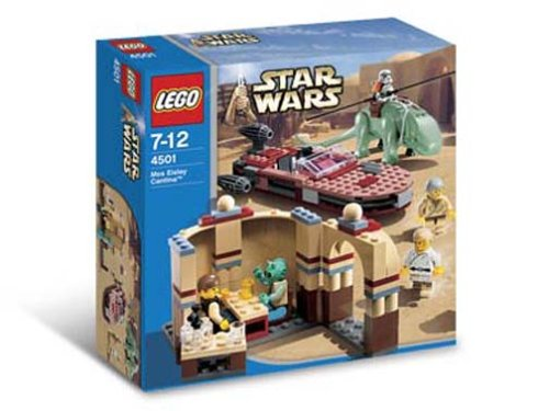 Lego star wars mos eisley cantina 4501 recomended products for The menu moss eisley canape