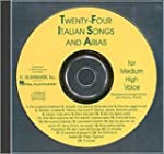 24 Italian Songs and Arias of the 17t...