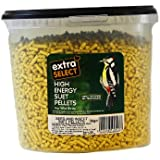 Extra Select High Energy Suet Pellets Insect 3 Kg Tub