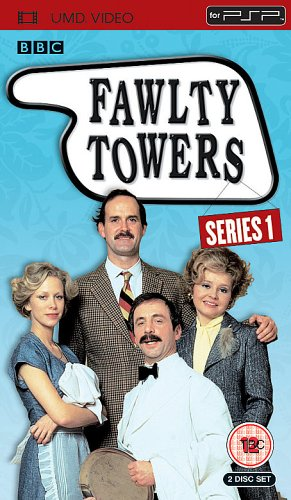 Fawlty Towers – Series 1 [UMD Mini for PSP]