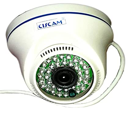 Ciscam CS-132L3 AHD 36 LED IR 1.3MP Dome Camera