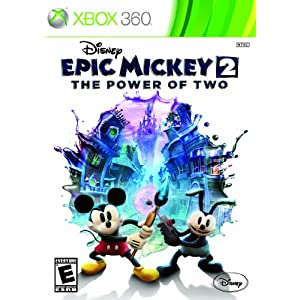 Top Family XBox 360 Video Games, Disney XBox Game Titles