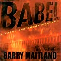 Babel: A Kathy and Brock Mystery, Book 6 Audiobook by Barry Maitland Narrated by Fleet Cooper