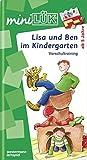 miniLÜK: Lisa und Ben im Kindergarten: Vorschultraining für Kinder ab