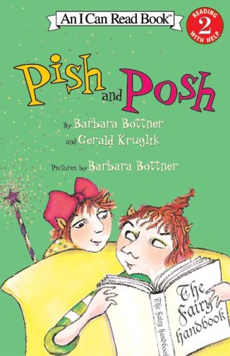 Pish and Posh (I Can Read Book 2)