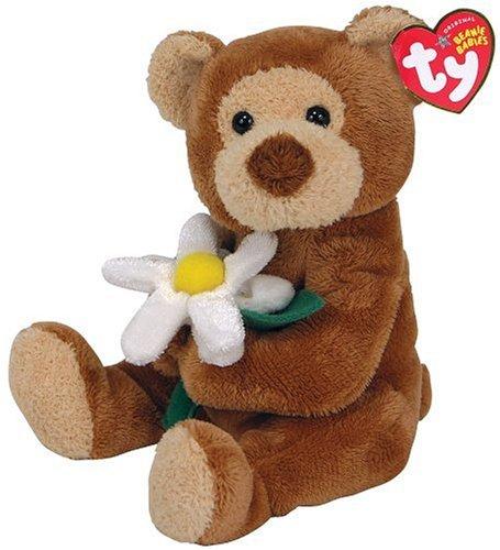 Ty Beanie Babies Bloomfield - Bear - 1
