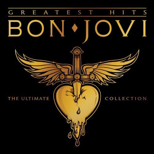 Bon Jovi Greatest Hits - The Ultimate Collection (2 CD Set with 2 Exclusive Additional Live Bonus Tracks) Deluxe Edition, Extra tracks Edition (2010) Audio CD